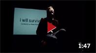 Bild-Link I will survive Youtube-Ausschnitt