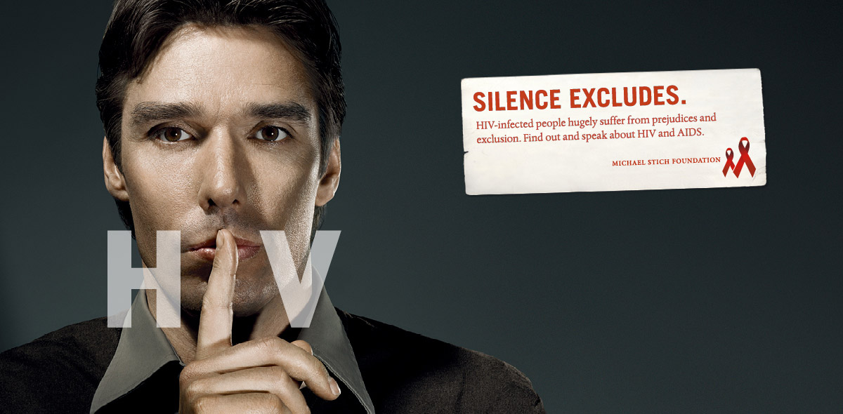 Silence Excludes.