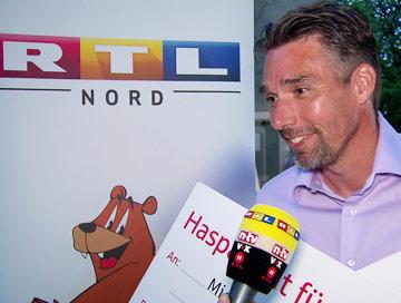 RTL Nord Menschenskinder - die Arbeit der Michael Stich Stiftung